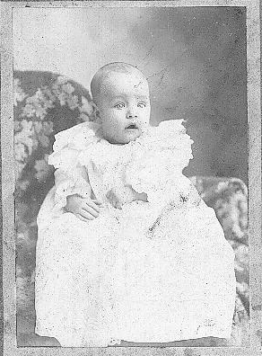 Hollis Mortimer at 4 months